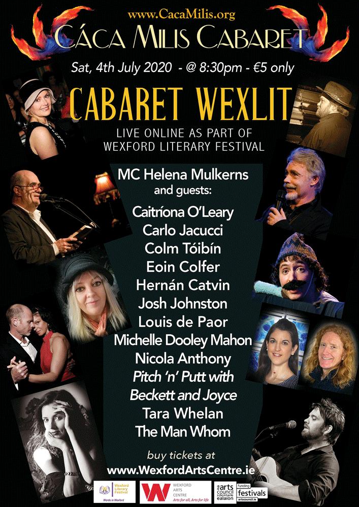 Cáca Milis Cabaret Wexlit